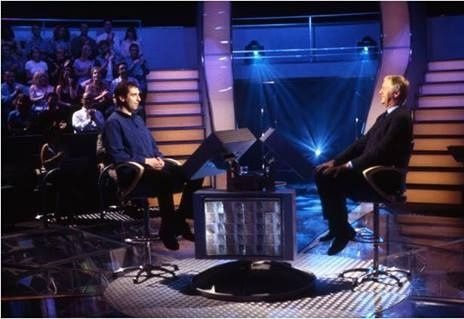 """Chris Tarrant, présentateur de « Who wants to be a millionaire », la version britannique de """"Qui veut gagner des millions"""""""