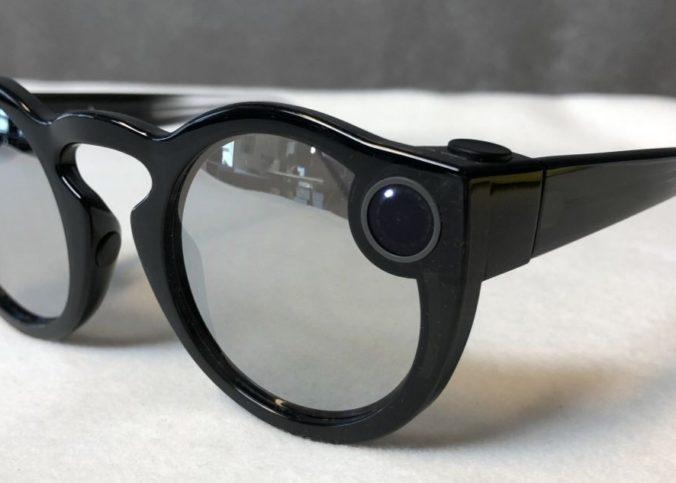 Des lunettes intelligentes, Spectacles de Snapchat