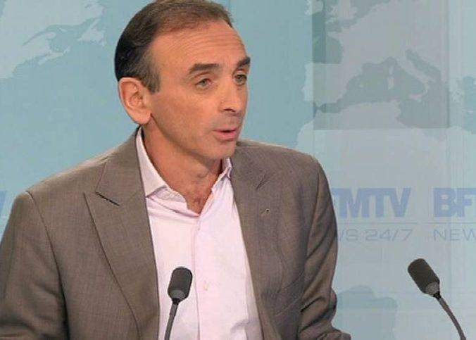 Eric Zemmour, invité de Jean-Jacques Bourdin sur BFMTV, septembre 2016