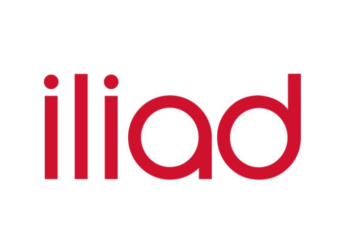 Logo de la société Iliad.