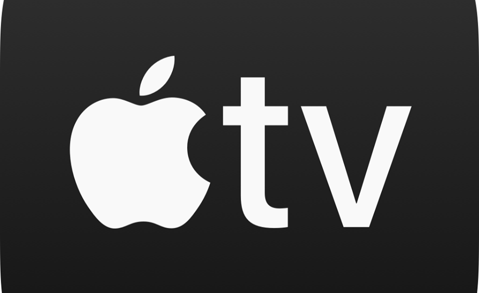 Logo d'Apple TV.