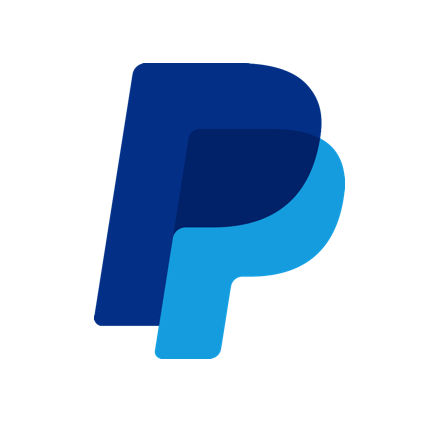 Logo de PayPal.